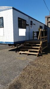45 x 10, Mobile Office Trailer - Well taken care of –MUST SELL-