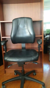Fabric and leather Recliners Rotational Computer Office Chairs