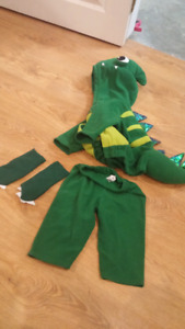 6-12 month dinosaur Halloween costume
