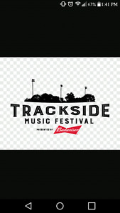 Trackside Tour 2 Tickets