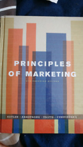 Principles of Marketing 9th Canadian edition