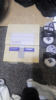 Super Nintendo with 2 Controllers, and power cord. Needs AV cord