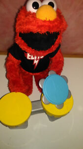 Elmo rock and roll