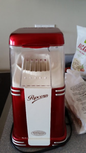 Stylish Popcorn Maker