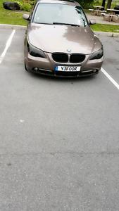 2004 BMW E60 545i
