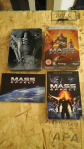 Mass Effect collector's edition