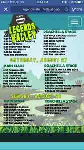 Dirty heads legends valley festival