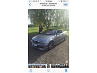 BMW 330 Sport 74,000 great car