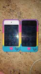 2- 4th generation ipod touch 8g and 16g Kitchener / Waterloo Kitchener Area image 7
