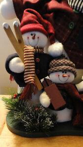 """Famille de """" Bonhommes de neige """", à vendre. West Island Greater Montréal image 2"""