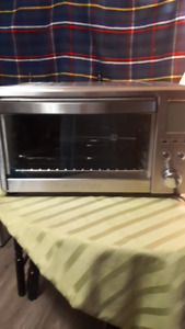 CURTIS STONE CONVECTION OVEN WITH ROTISSERIE