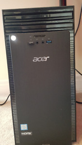 "Acer ATC-710-EB51 with Acer LED 22"" Monitor"