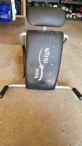 Bum and thigh exerciser Kitchener / Waterloo Kitchener Area image 1