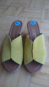 A. Giannetti  soulier cuir  sandale