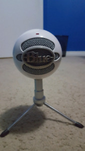 Blue Snowball ICE microphone(hardly used)