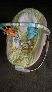 Infant Bouncy Chair *Like New*