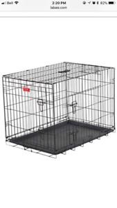 Cage pour chien / Dog cage