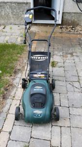 "14"" Yardworks Electric Corded Lawnmower"