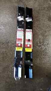 42 inch Riding Mower blades Cambridge Kitchener Area image 1