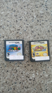 2x DS games