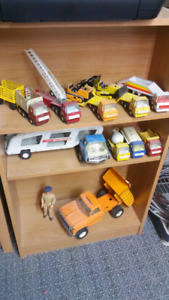 Vintage Tonka toy collection
