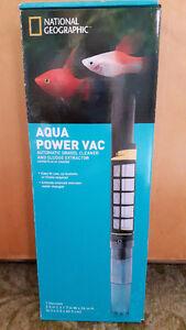 National Geographic Aqua Power Vac
