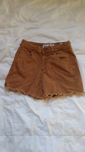 Orange/brown Shorts
