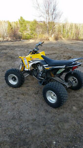 TRADE OR SELL Super clean yfz 450