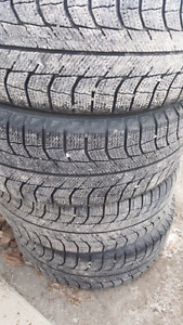 Michelin ICE-X  205/55/16