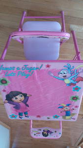 Dora - 3 piece table and chair