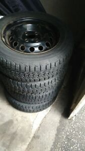 """Tires with Rims 14"""""""