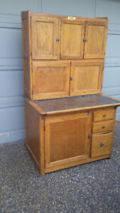 Antique Hoosier Cabinet - Accepting Offers