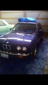 BMW 318i 1984 Manual Perfect Condition 122000km