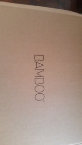 Bamboo Drawing Tablet-Brand New