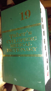 Taber's 19th edition Medical Dictionary