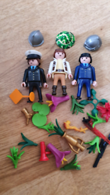 3 playmobil people figures & accessories toys play mobil From a pet a