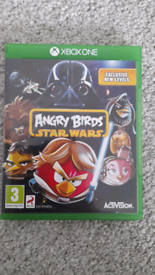 XBOX ONE ANGRY BIRDS