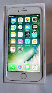 128 gb iphone 6 Silver. Trade welcome