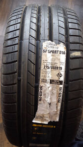 P275/40R19 101Y DUNLOP SP SPORT SUMMER TIRES
