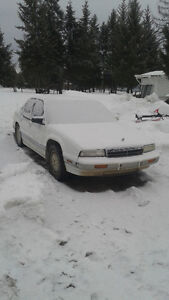 1998 Buick Regal runs and drives great,last AB registered