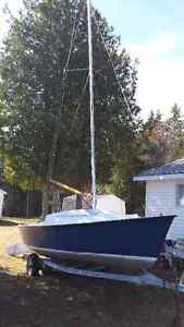 Paceship P20 Day Sailer