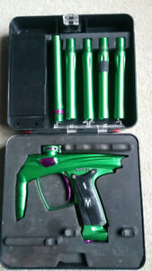 Paintball MACHINE VAPOR PAINTBALL MARKER