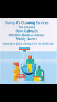 Sunny D's Cleaning