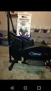 Good condition exercise machine orbitrack