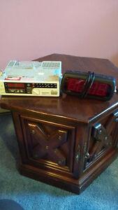 Clock Radio - $10 each or $15 for the two