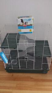 cage lapin/chincilla/rat/hamster