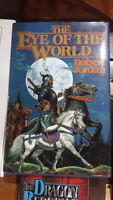 Robert Jordan The Wheel of Time - Hardcover and Softcover