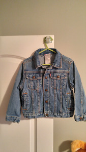 Jeans jacket...asking 10 $ obo