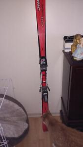 Atomic 170 skis