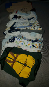 ANY INTEREST IN 0-6 MONTH BABY BOYS STUFF?